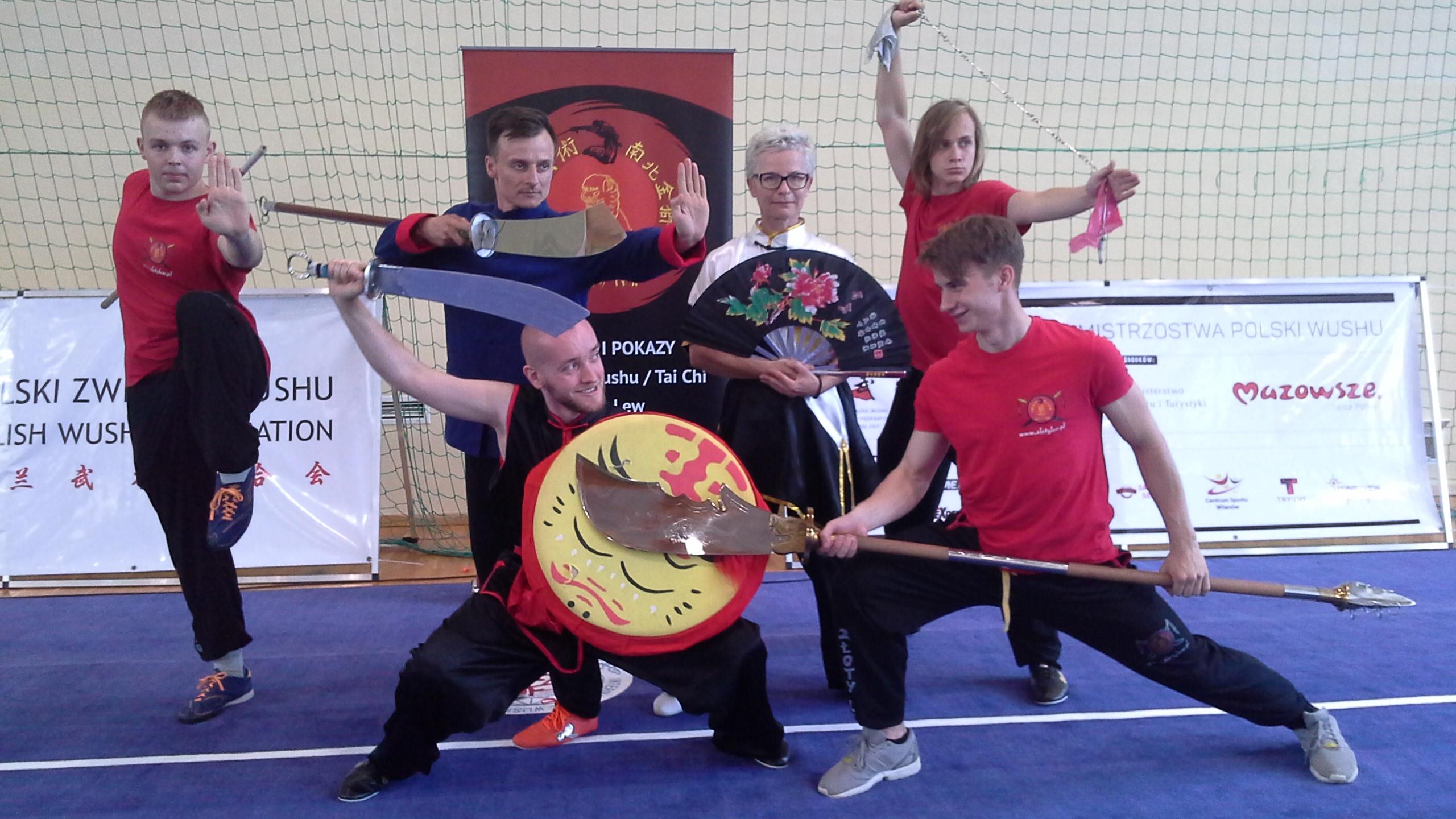 XXIII Międzynarodowe Mistrzostwa Polski Wushu Warszawa (10 – 11.06.2017)